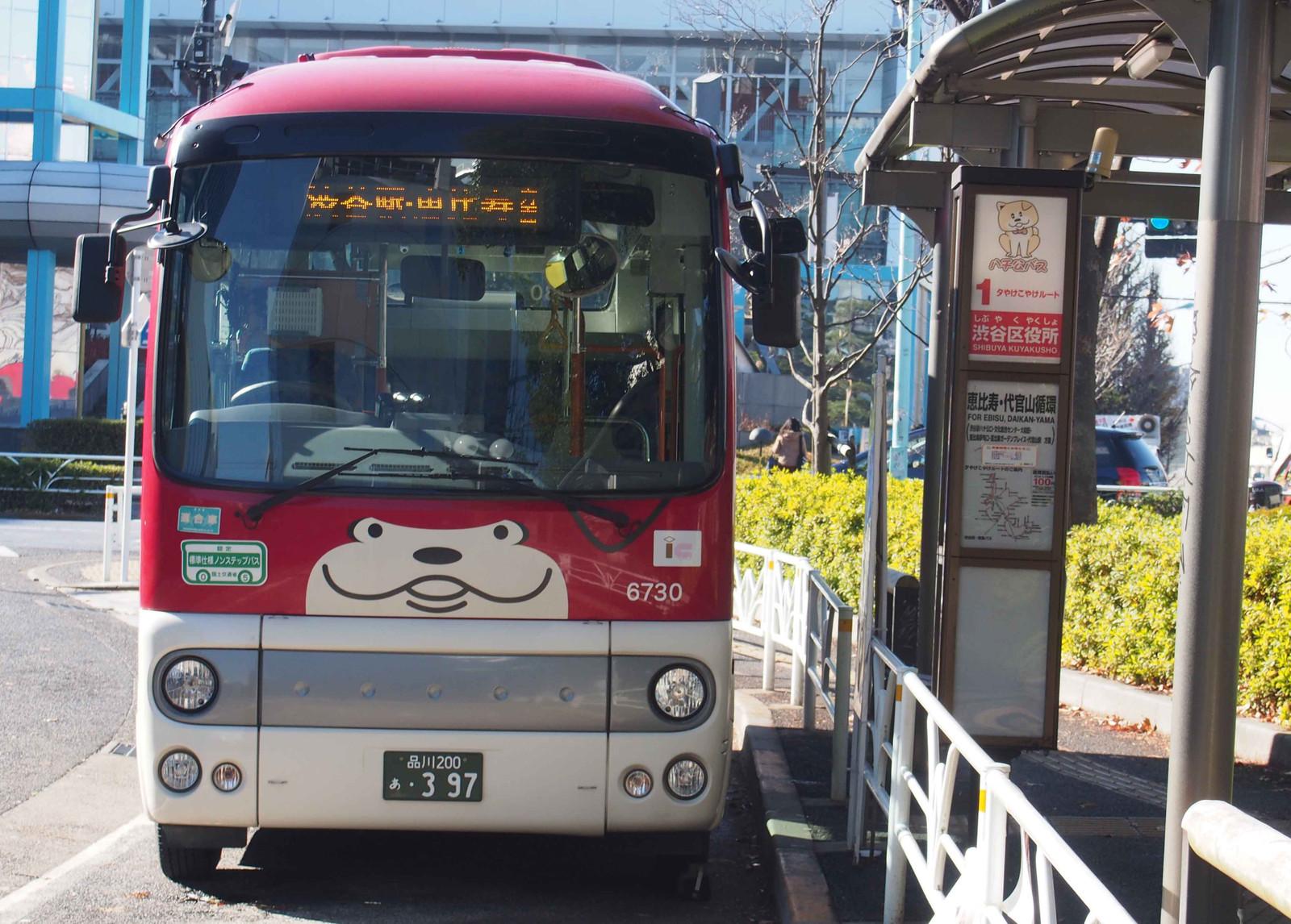 ハチ公バス: モハメイドペーパー...